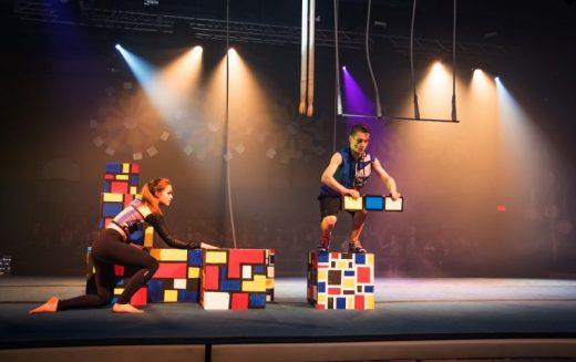 De grandes ambitions pour les arts du cirque à Disraeli